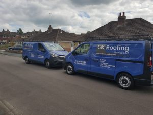 GK Roofing Services in Swindon