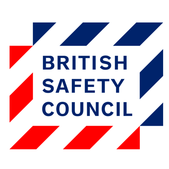British Safety Council Logo Gk Roofing