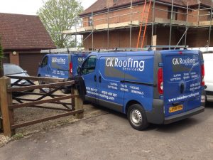 Roof Repairs in Swindon, Wiltshire