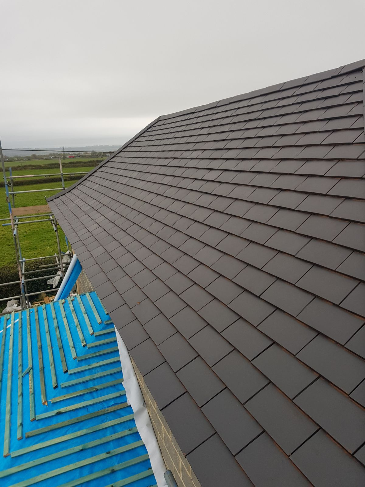 Tiled Roof New Install Or Repairs In Swindon And Wiltshire